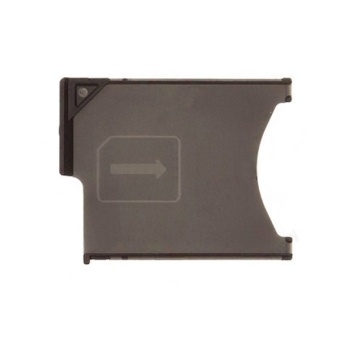 iPartsBuy Micro SIM Card Tray for Sony Xperia Z / C6603 / L36h