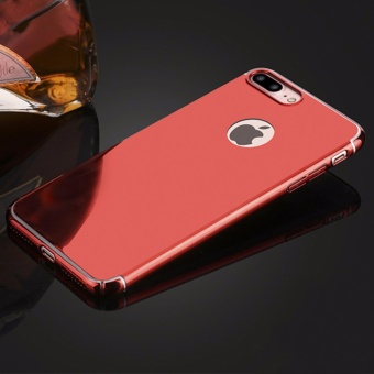 iPhone 6 / 6s Plus Phone Cases Luxury Mirror Protective BumperCover - intl