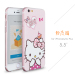 Iphone6plus cartoon drop-resistant silicone case phone case