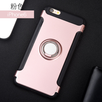 Iphone6s/6 plus/I6 silicone magnetic drop-resistant protective case phone case