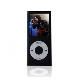 iPod Mp3 Player Mp4 Player+Free 8GB Miro Card+Free Earphone(Black)