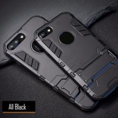 Iron Hard Man Armor Dual Phone Back Cover Case With Kickstand For Vivo Y55 - intlPHP450. PHP 450