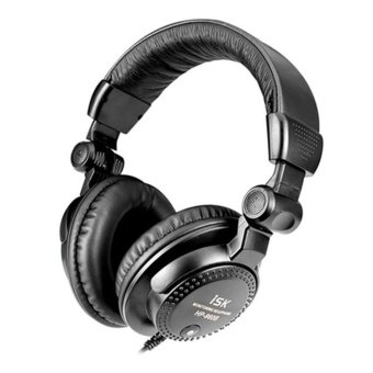 ISK HP-960B Professional Studio Monitor Dynamic Stereo DJ Headphones - intl