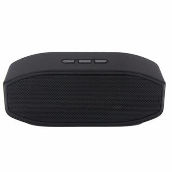J-2026 Mini Wireless Bluetooth Speaker (Black) - 5