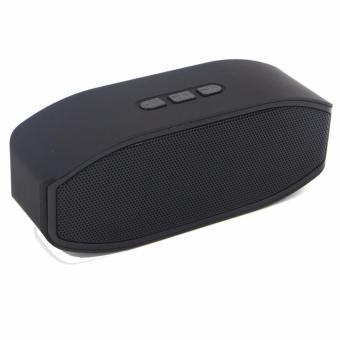 J-2026 Mini Wireless Bluetooth Speaker (Black) - 2