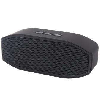 J-2026 Mini Wireless Bluetooth Speaker (Black) - 4