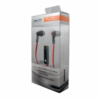 Jabees WE104M Stereo Eardphone Red - 4