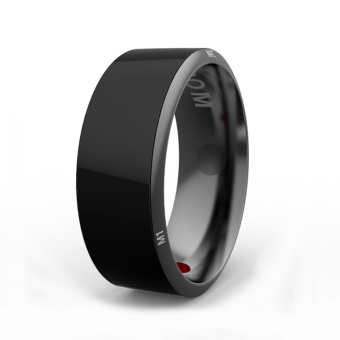 JAKCOM R3 Smart Ring Waterproof Program lock NFC Electronics CNCMetal Wearable Mini Magic Ring for iPhone Samsung Smartphone Size 9 Price Philippines