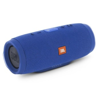 JBL Charge 3 Portable Speaker with Built-In Powerbank Function(Blue)