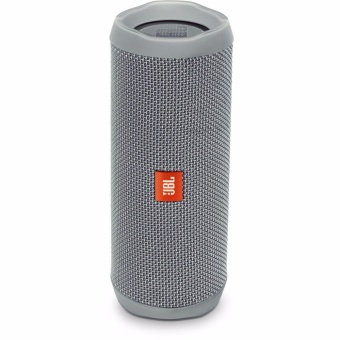 JBL Flip 4 Waterproof Portable Bluetooth Speaker (Grey)