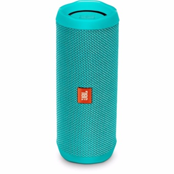 JBL Flip 4 Waterproof Portable Bluetooth Speaker (Teal)