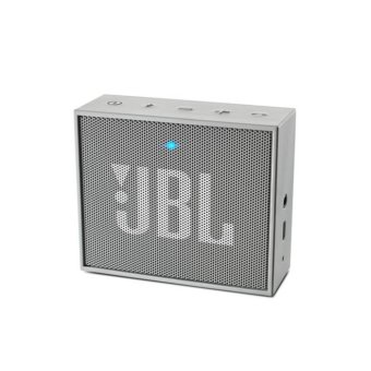 JBL Go Portable Bluetooth Speaker with Speaker Phone Function (Gray)