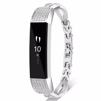 Jewelry Bangle/Bracelet/Replacement Band for Fitbit Alta and AltaHR Price Philippines