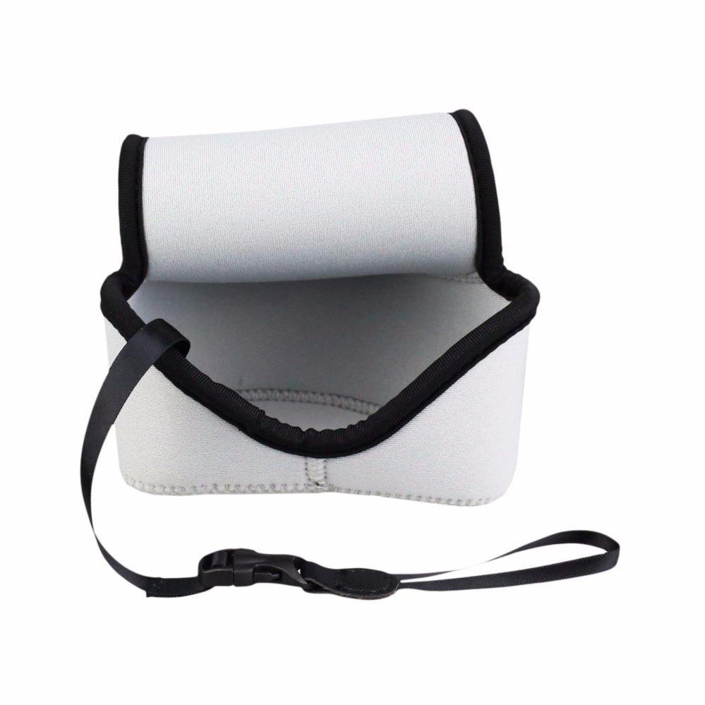 ... JJC Ultra Light Neoprene Mirrorless Camera Pouch Camera Soft Case Bag for CANON EOS M M2 ...