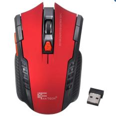 JOOX 5500 DPI 7 Button LED Optical USB Wired Gaming Mouse SmartMice PC Laptop Game -