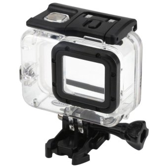 JQAIQ 45M Underwater Waterproof Diving Housing Protective Case Cover for GoPro Hero 5 Camera Go pro 5 Accessories - intl