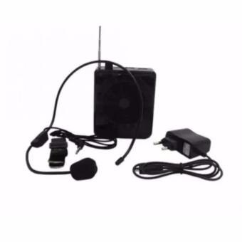 K150 Multi-Function Megaphone Speaker w/ FM radio, TF cardsupported and Lapel Mic