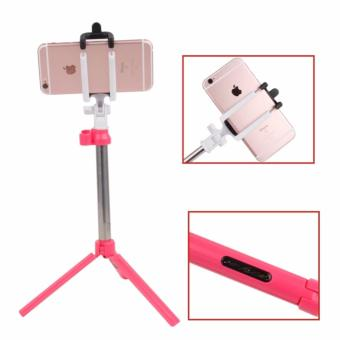 Kabizko 3in1 Monopod Multifunctional Selfie Stick Tripod withBluetooth Shutter Remote