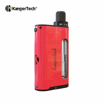Kangertech CUPTI Variable 75W with Temperature Control Electronic Cigarette E-Cigarette Vape Starter Kit (Red)