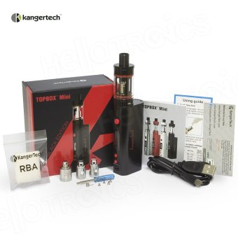 Kangertech Topbox Mini 75W TC Starter Kit (Black)