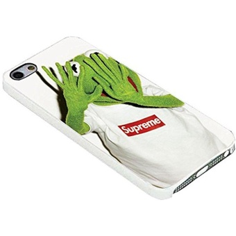 Kermit Supreme for Iphone Case (iphone 6s white) - intl Price Philippines