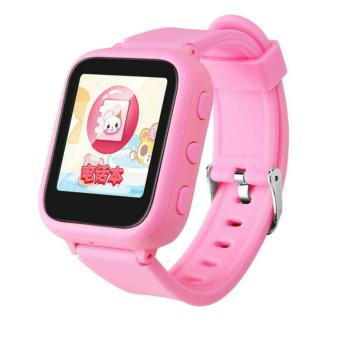 Kid's Smart Watch with SIM Card Slot (Pink)