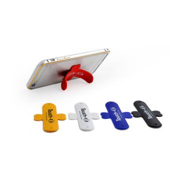KingDo M1 USB Optical Mouse with USB LED Light (Black) with FreeHolder Bracket for Smartphone Set of 2 - 4