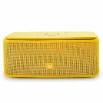 Kingone F8 Multifunction Stereo Bluetooth Speaker (Yellow)
