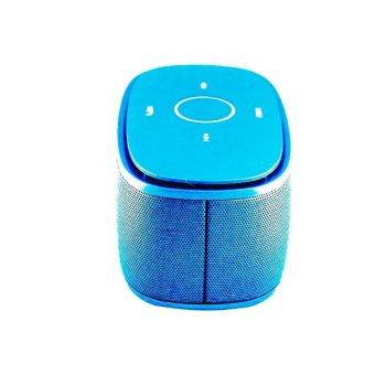Kingone K5 Touch Portable Bluetooth Speaker (Blue) - 2