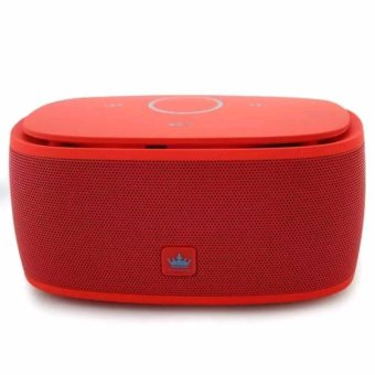 Kingone K5 Touch Portable Bluetooth Speaker (Red)