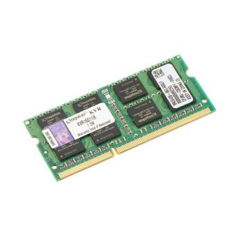 Kingston ValueRAM 8GB 1600MHz DDR3 PC3-12800 Non-ECC CL11 SODIMMNotebook Memory KVR16S11/8