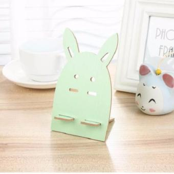 KMALL Animal Cellphone Stand Mouse (Green) Price Philippines