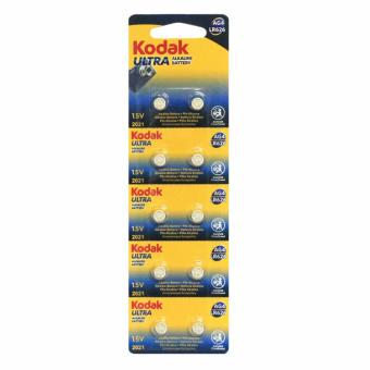 Kodak LR626/AG4 Alkaline Cell Button Battery 10 Pieces