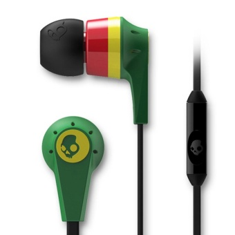 Kuhong IN-Ear Skullcandy Supreme Sound Headphones Ink'd 2.0Earphone Headset - intl