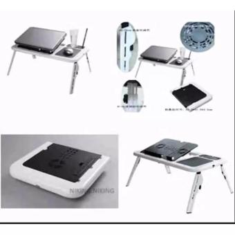 Laptop E-Table With Cooling Fan - 3