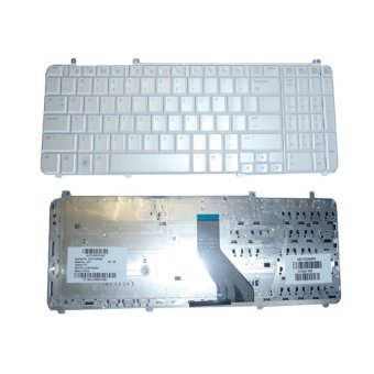 Laptop Keyboard for HP Compaq Pavilion DV6 DV6T DV6-1000 black(White)