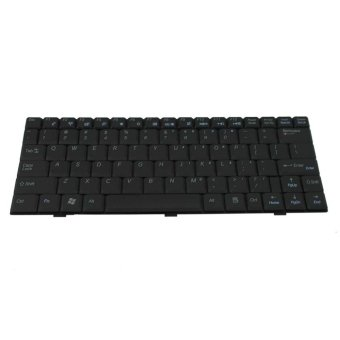Laptop Keyboard suited for Toshiba L800 (Black)