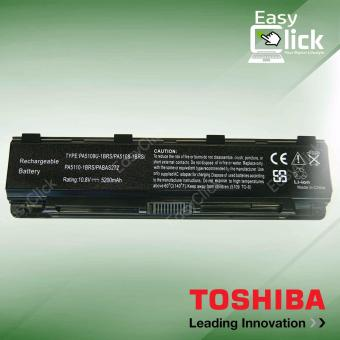 Laptop notebook battery for Toshiba PA5109U-1BRS PA5108U-1BRS,PA5110U-1BRS PABAS271 PABAS272 PABAS273 - 2