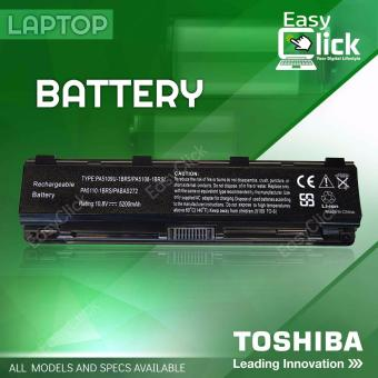 Laptop notebook battery for Toshiba Satellite C40 C45 C50 C50D C50tC55 C55DT C70 C75 C75D