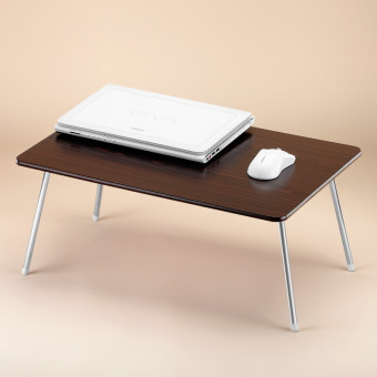 Lazy plate simple bed computer study table bed computer desk