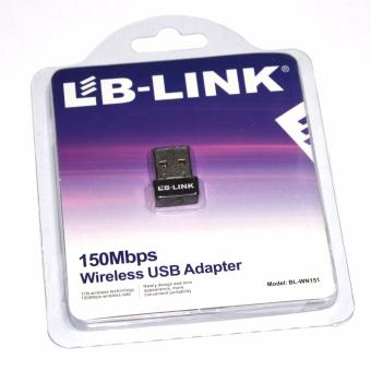 LB-Link BL-WN151 150mbps Mini WiFi USB Adapter Price Philippines