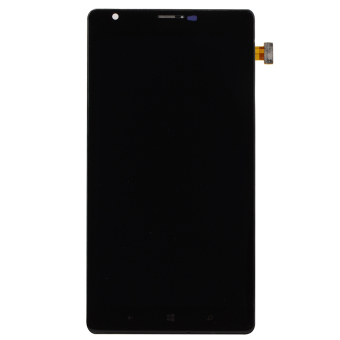 LCD Display Lens Touch Digitizer Screen Assembly+Frame for Nokia Lumia 1520