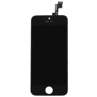 LCD Touch Screen Glass Display Digitizer Assembly For iPhone 5SBlack - intl