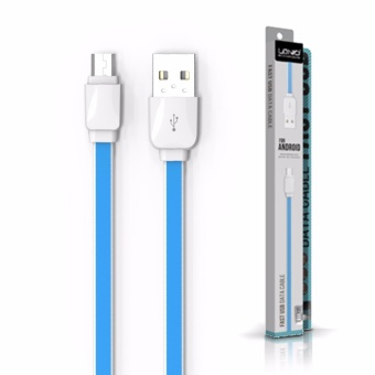LDNIO XS07 Fast Charging USB for Android (Blue/White)