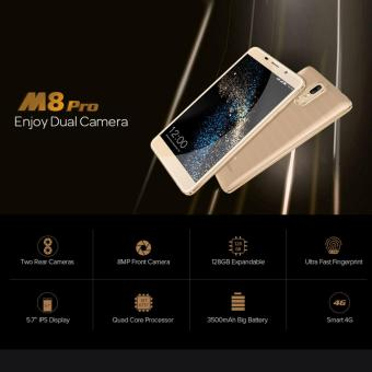LEAGOO M8 Pro Smartphone 4G LTE Phone 5.7inch HD Screen 2GB RAM 16GB ROM - 3