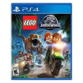 LEGO JURASSIC WORLD PS4 GAME R3,R1 MINT CONDITION