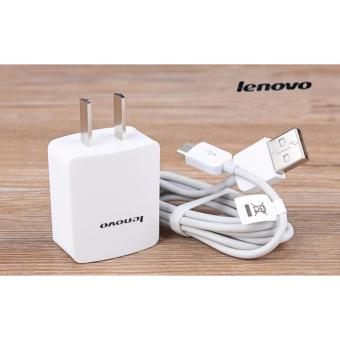 Lenovo-1A Fast Charger For Smart Phone (White) - 2