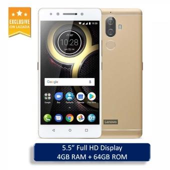 LENOVO  K8 NOTE 4GB + 64GB (Fine Gold)