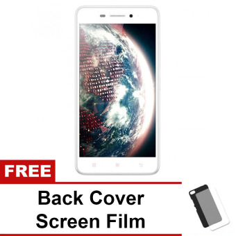 Lenovo S60 8GB (White) with Free Back Cover and Screen Film