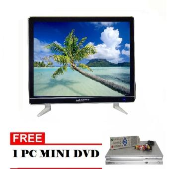 LEXING LED TV LX-1908 WITH MINI DVD